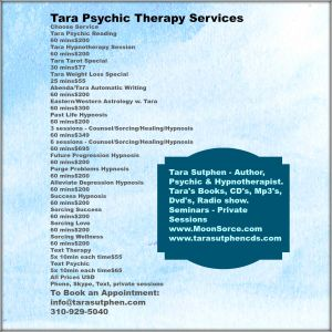 TaraPsychicTherapyServiceseee