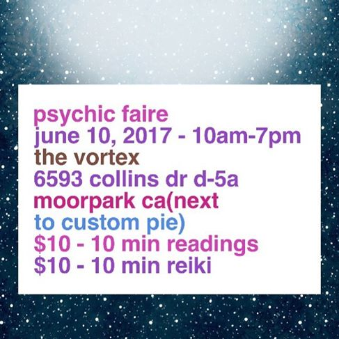psychic faire june102017
